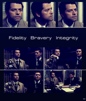 Castiel - Greatest Scenes by BearN
