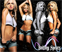 Britney Spears Signature by HelloToni7x