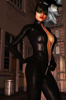Catwoman - Allure by FredAckerman