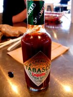 tobasco sauce by EnforcedCrowd