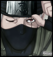 Kakashi Division 3 General by Kasukiii