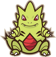 Tyranitar by PiNkOpHiLiC