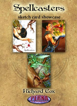 Richard Cox Showcase - Spellcasters