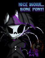 Nice Work... BONE PONY by Mitsi1991