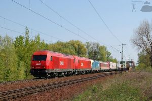 OBB Herkules locos w. freight. by morpheus880223