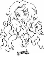 BARE FIRE INKS by ASSESINA