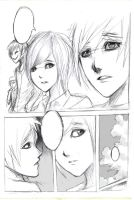 A manga page (unfinished) by bmad95