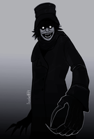 Mister Babadook by TtotheAFFY