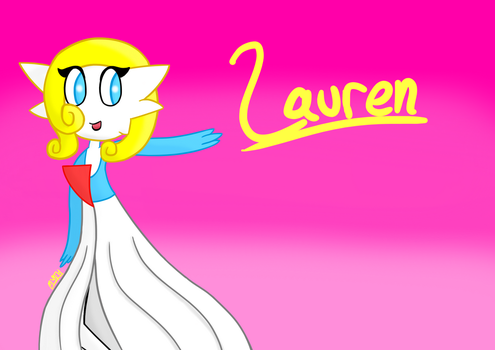 Lauren by TheMythicalGardevoir