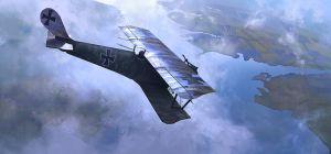 Plane World War 1 by Pervandr