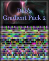 Debs Gradient Pack 2 by DWALKER1047