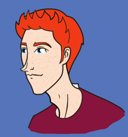 HP Redesign: Ron by Rotae