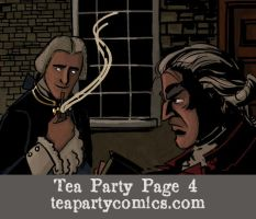 Tea Party: An American Story, Page 4 by Theamat