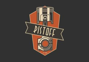 Pist Off logo by ziccurate