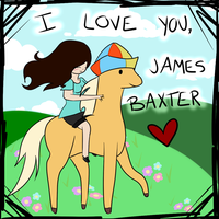 .:I Love You James Baxter:. by Queen-Lynxie