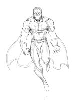 Apollo Sunscare My DC Universe Character by arower2020