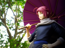 Beware of Those Who Use Umbrella on a Clear Day by Taorero