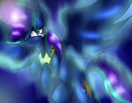 Northern light magic by NewMoon-Dragoness