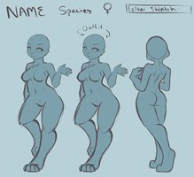 $30.00 Reference Sheet - Prepose by l-Blair-l