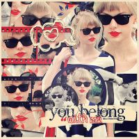Taylor Swift Blend 002 by xxKeepTheSmilexx