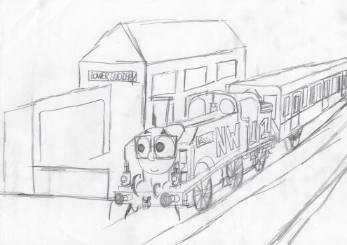 REQUEST- Ross the LNER J50 by MarcoE424