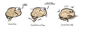 This Is My Brain On Overwork.. by ursulav