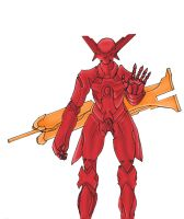 Vermilion xephon red by prime512