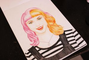 Hayley Williams by silverinne