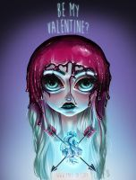 Be My Valentine? by mai-coh