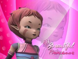 Wallpalper by Aelita-Cyber-Fan
