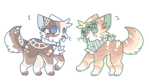 Adopts 2 || closed by MellowKun
