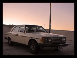 Early Morning W123 by geoff1917