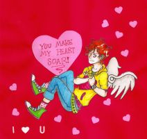 HAPPY VALENTINES DAY!! by huntress-for-life