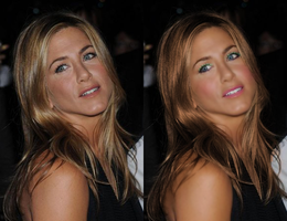 Aniston Colorize by silene7