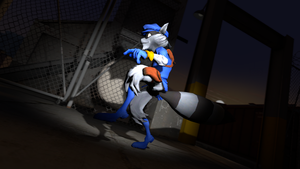 [SFM] Sly Cooper Test by MaikSan