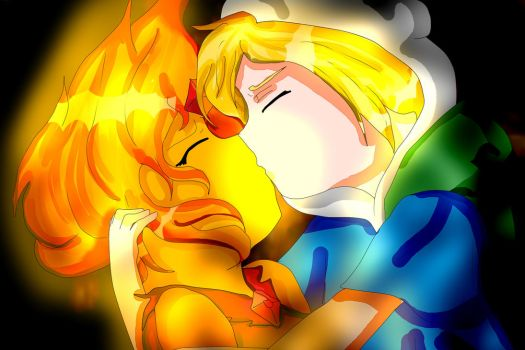 Burning Low by Kagamine33