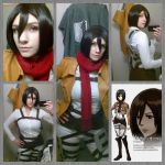 Mikasa by MadeInHeaven1979
