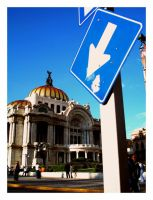 Palacio de Bellas Artes by zikex