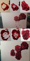 Wip - roses by NThartyFievi