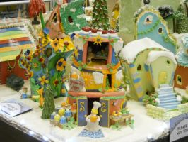 Bakery in Whoville by Chlodulfa