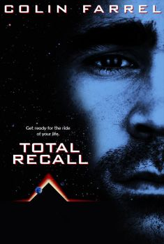 Total Recall Reboot Poster by SPetnAZ1982