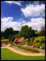 Calverley Cafe by FreddyC