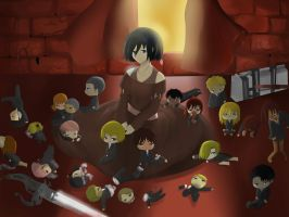 Dolls .:Otaku University Contest Entry:. by invisible-16