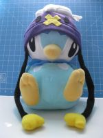 Piplup Cosplays as Drifloon 2 by PaperCadence