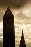 Cleveland Overcast by shaguar0508