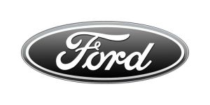 Black Ford Logo by nes03