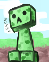 creeper by 666phantomoftheopera