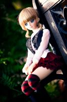 Amy - Dollfie 1 by andrewhitc