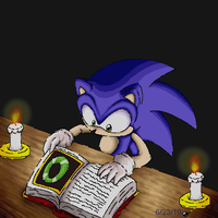 Sonic Reading by G-Bomber