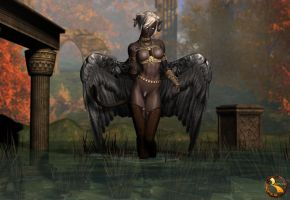 Hell angel by Reaver-8-0-8-0-8